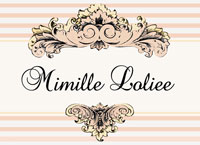 Mimmille Loliee - logo