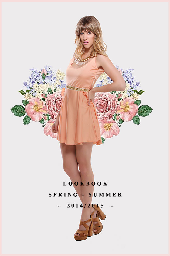 Lookbook Spring - Summer - 2014-2015 - Mimille Loliee