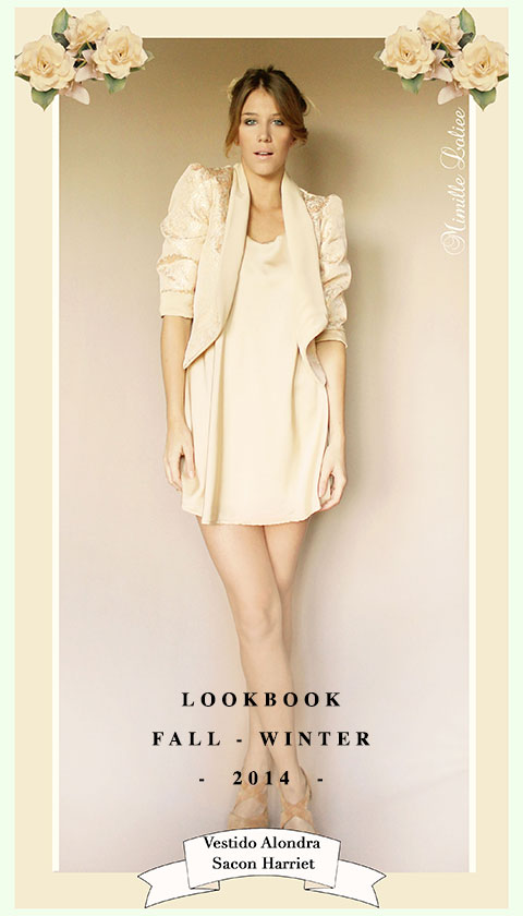 Lookbook Fall - Winter - 2014 - Mimille Loliee